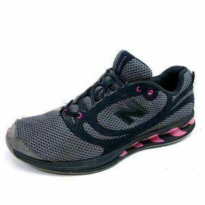 New Balance Womens 10 True Running Shoes Gray